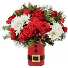 20-C1 The FTD® Let's Be Jolly™ Bouquet