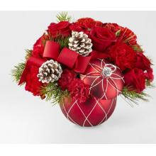 20-C5 Le bouquet Making Spirits Bright™ de FTD®