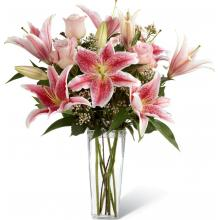 B25-4390 Le bouquet Perfection simple® de FTD® par BHG®
