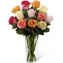 E8-4810 Bouquet de Roses - The Graceful Grandeur™ par FTD®