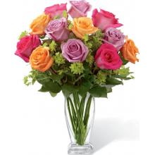 E6-4821 Le Bouquet de Roses FTD, Pure Enchantement