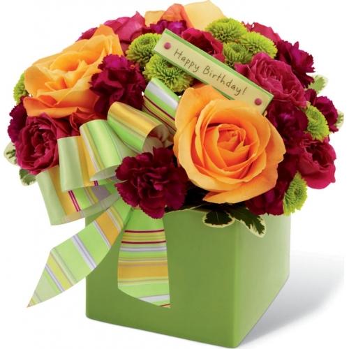 Le Ftd Bouquet D Anniversaire Bdy Livraison Montreal